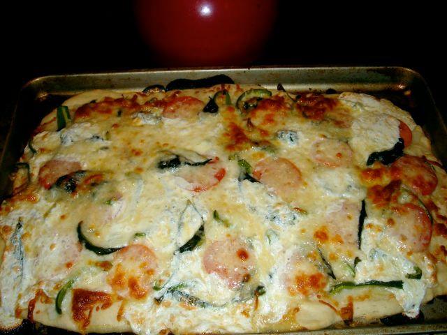 mmmm pizza!
