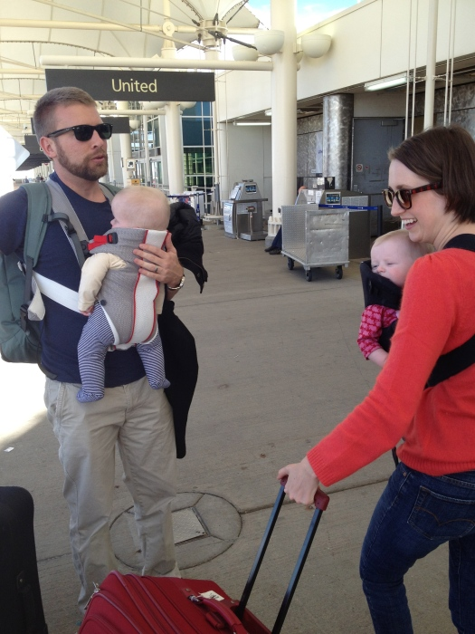 Travel Like a Pro with Twins in Tow | The Adventures of Ernie Bufflo