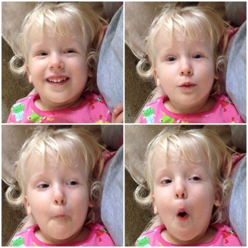 Claire faces