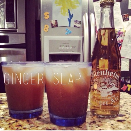 Ginger Slap Cocktail