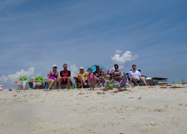 All about our Dauphin Island, Alabama beach vacation.