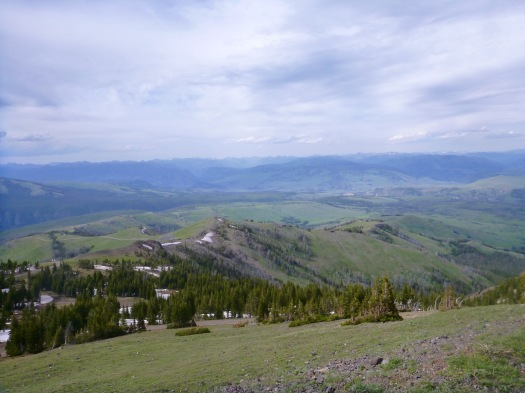 I got high in Yellowstone: climbing a mountain with a congenital heart defect