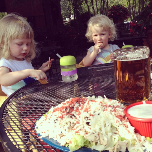 on babies in bars and kids in restaurants