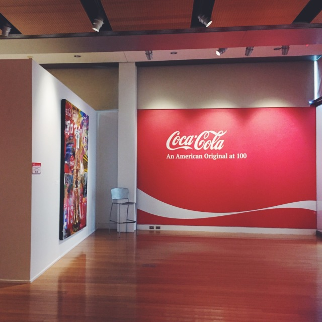 Coca-Cola: An American Original at the Clinton Center