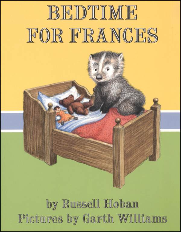 Bedtime for Francis by Russel Hoban, Illustrated by Garth Williams ... | 767x600